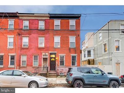Graduate Hospital Townhouse Under Contract: 1840 Catharine Street