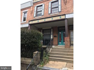 Art Museum Area Townhouse For Sale: 764 N Taney Street