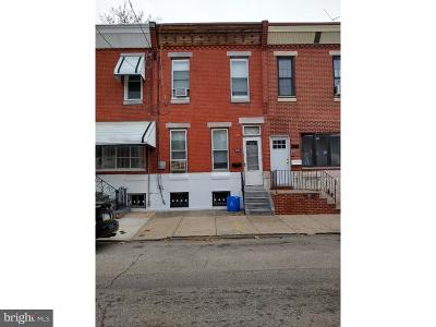Point Breeze Townhouse For Sale: 2055 Moore Street
