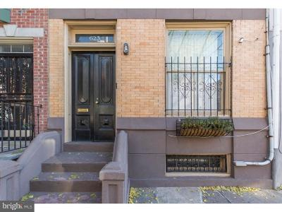Graduate Hospital Townhouse For Sale: 623 S 17th Street