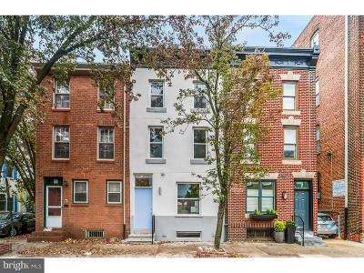 Fitler Square Townhouse Active Under Contract: 408 S 23rd Street