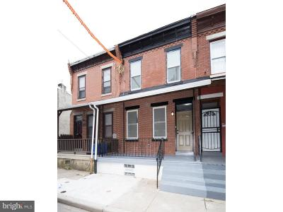 Point Breeze Townhouse For Sale: 2234 Titan Street