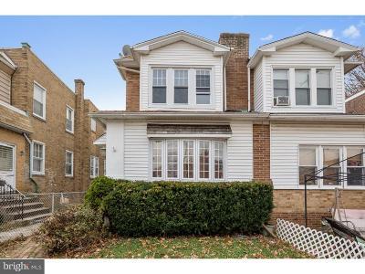 Tacony Single Family Home For Sale: 4306 Princeton Avenue