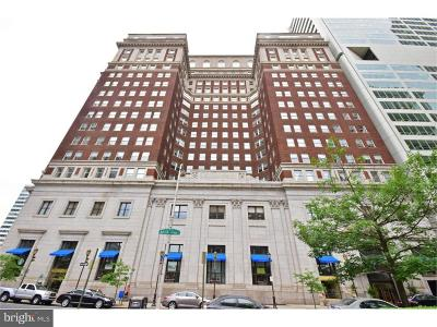 Rittenhouse Square Single Family Home For Sale: 1600-18 Arch Street #1212