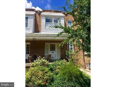 Roxborough Townhouse For Sale: 448 Markle Street