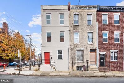 Point Breeze Townhouse For Sale: 2302 Federal Street