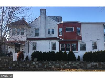 Philadelphia County Single Family Home For Sale: 1049 Pratt Street