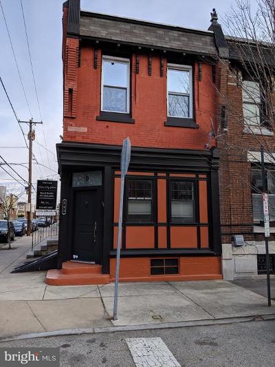 Art Museum Area Townhouse For Sale: 843 N Beechwood Street