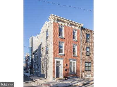 Fishtown Townhouse For Sale: 235 E Thompson Street