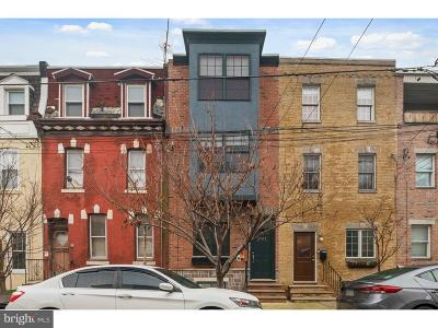 Philadelphia PA Townhouse For Sale: $615,000