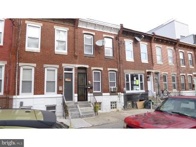 Point Breeze Townhouse For Sale: 2025 McClellan Street