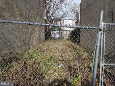 Residential Lots & Land For Auction: 4941 Hoopes Street