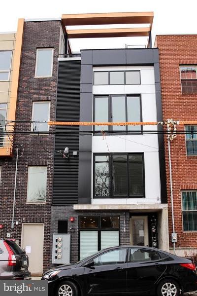 Philadelphia Multi Family Home For Sale: 848 N 15th Street