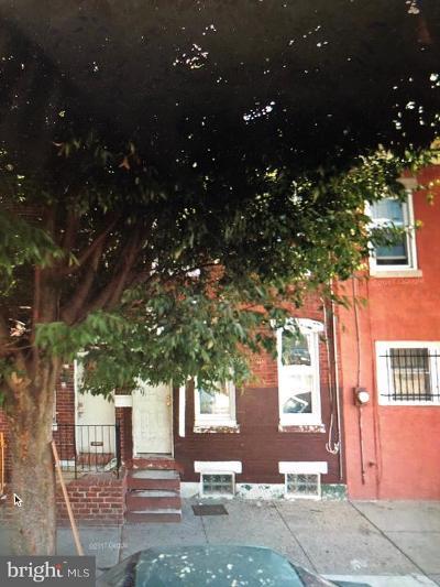 Fishtown Townhouse For Sale: 2423 Jasper Street