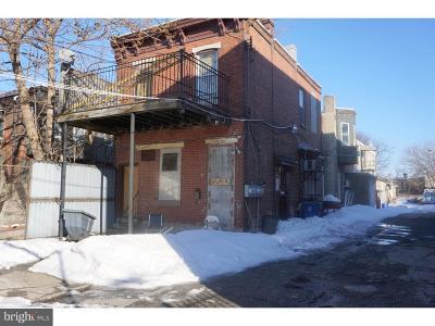 Philadelphia Multi Family Home For Sale: 3439-41 Old York Road