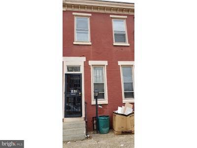 Philadelphia PA Townhouse Under Contract: $60,000