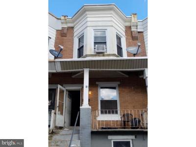 Philadelphia PA Townhouse For Sale: $61,890
