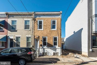 Point Breeze Townhouse For Sale: 1526 S Lambert Street