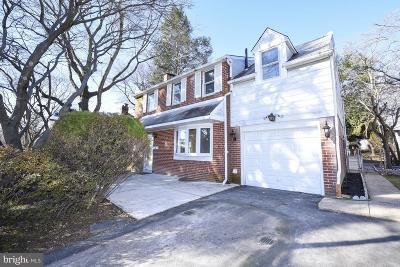 Philadelphia Single Family Home For Sale: 11610 Bustleton Avenue