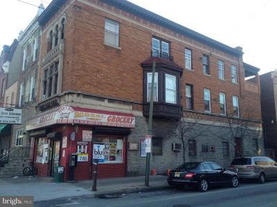 Philadelphia Multi Family Home For Sale: 1600 S Broad Street