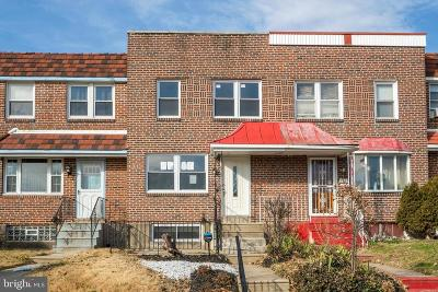 Mt Airy Townhouse For Sale: 1119 E Sharpnack Street
