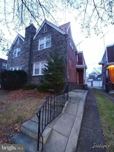 Fox Chase Single Family Home For Sale: 8026 Burholme Avenue
