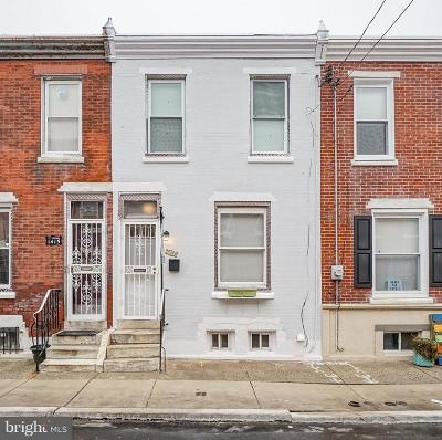 Philadelphia Townhouse For Sale: 1417 S Hicks Street