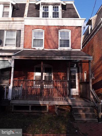 Philadelphia Single Family Home For Sale: 5725 Knox Street
