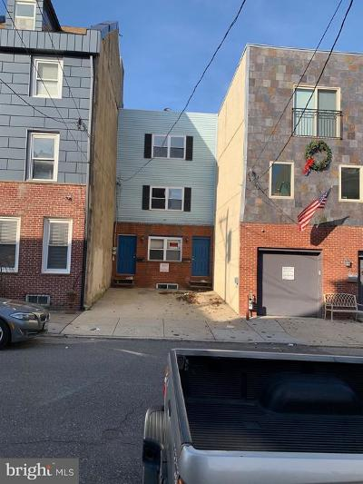Philadelphia Multi Family Home For Sale: 944 New Market Street