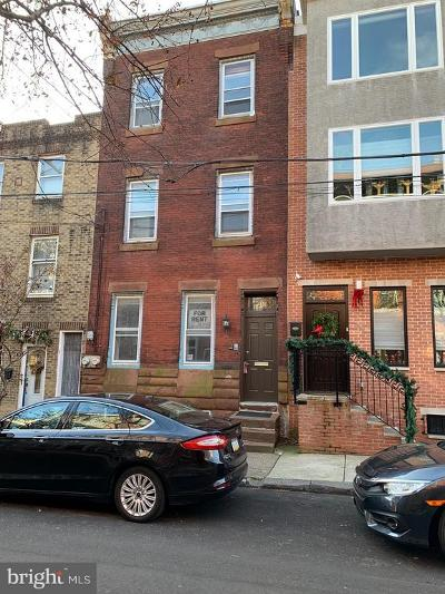 Philadelphia PA Rental For Rent: $1,800