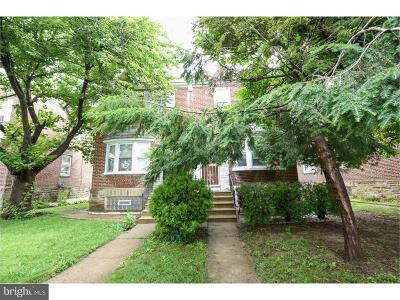 Castor Gardens Single Family Home For Sale: 1143 Magee Avenue