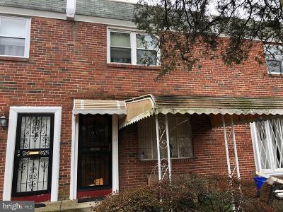 Townhouse For Auction: 6469 Belfield Avenue