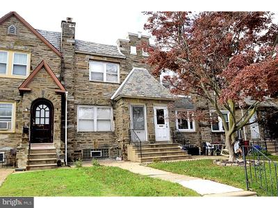 Philadelphia Townhouse For Sale: 3444 Vista Street