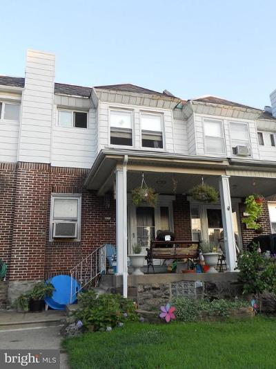East Falls Townhouse For Sale: 3302 Bowman Street