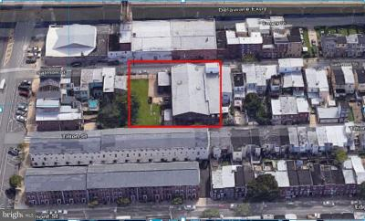 Fishtown Residential Lots & Land Under Contract: 2656-70 Salmon Street