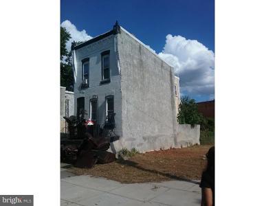 Philadelphia Townhouse For Sale: 5524 W Oxford Street