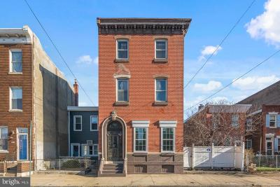 Philadelphia Single Family Home For Sale: 2209-2211 E Cumberland Street