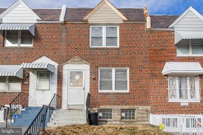 Philadelphia Townhouse For Sale: 5128 Penn Street