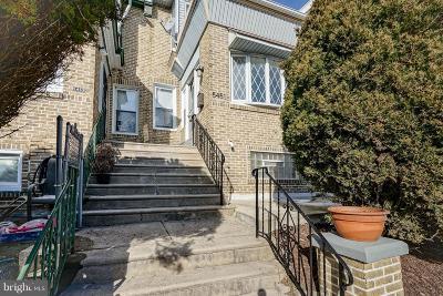 Philadelphia Single Family Home For Sale: 5451 W Montgomery Avenue