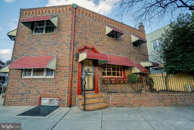 Philadelphia County Townhouse For Sale: 1003 Reed Street