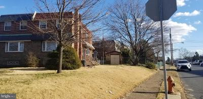 Philadelphia Single Family Home For Sale: 7401 E Roosevelt Boulevard