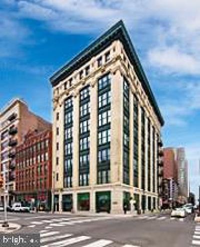 Philadelphia Condo For Sale: 1228-32 Arch Street #2E