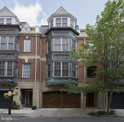 Society Hill Townhouse For Sale: 229 Gaskill Street