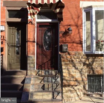 Philadelphia Townhouse For Sale: 869 N 28th Street