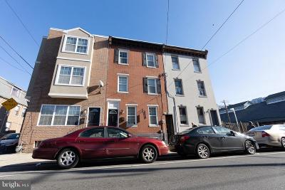 Philadelphia County Townhouse For Sale: 919 S 15th Street