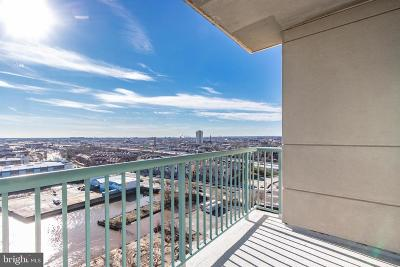 Philadelphia County Condo For Sale: 717 S Columbus Boulevard #1615