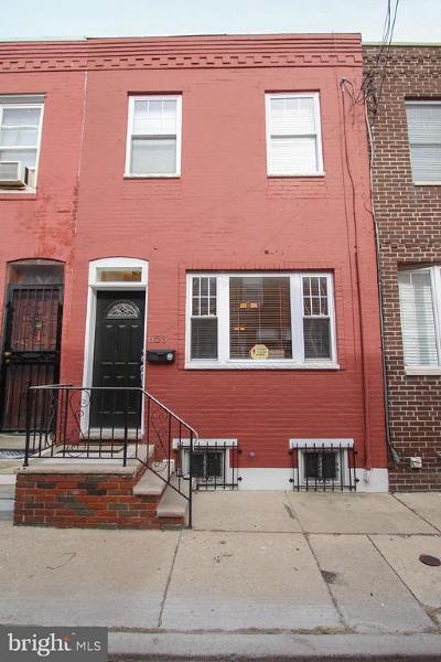 Philadelphia Townhouse For Sale: 623 Gerritt Street