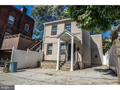 Philadelphia PA Single Family Home For Sale: $359,900