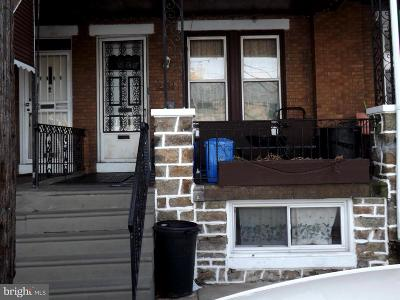 Brewerytown Townhouse For Sale: 2534 W Master Street