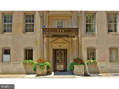 Philadelphia County Condo For Sale: 1800 Rittenhouse Square #502